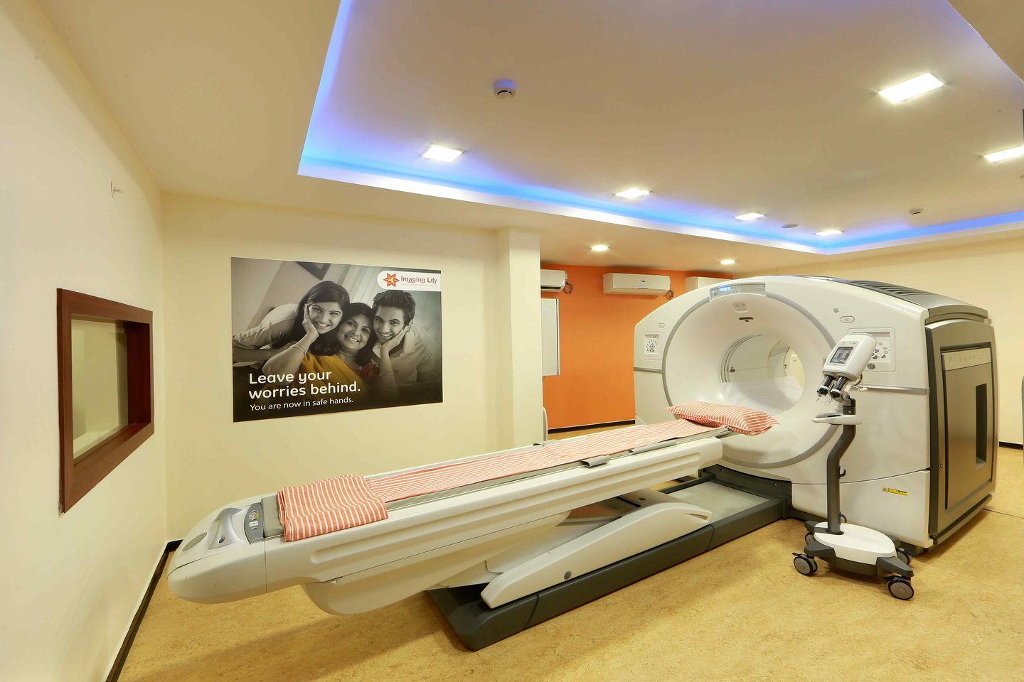 Early Detection Centre In Kochi Nuclear Medicine Radiology